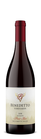 2018 Estate Pinot Noir